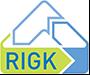 RIGK – Deseuri colectate riguros Logo